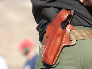 Texas open carry gun laws